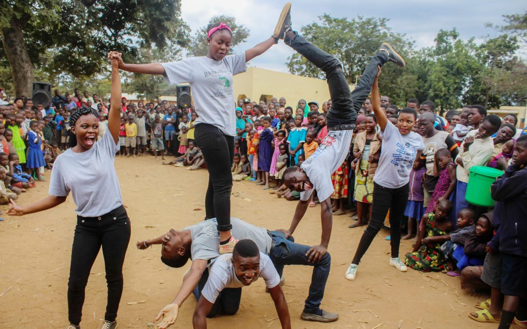 Drug Addicted Youth Recover through God-Centered Mentorship in Africa