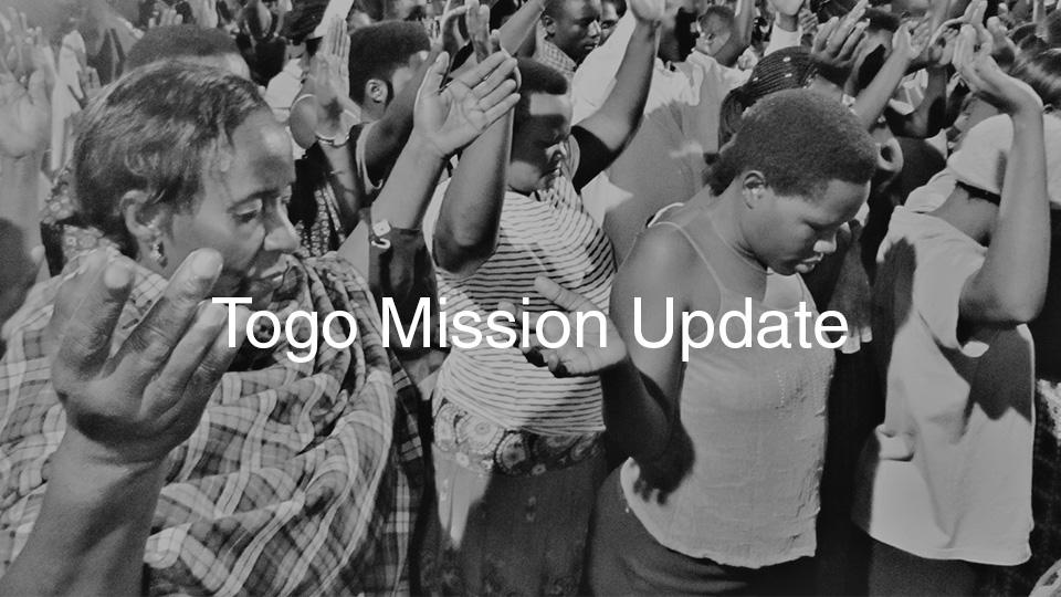 Togo Mission Update