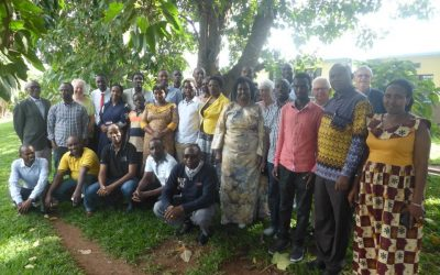 Pastor Training in Rwanda – An Update from the Field