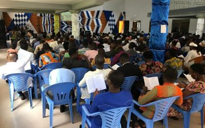 Meeting a deep Gospel need in Togo