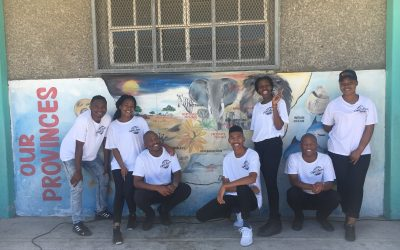 Cape Town Mission 2019: Foxfires youth outreach