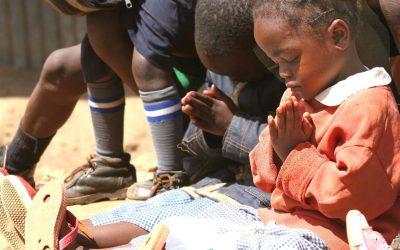 Africa Needs Your Prayers