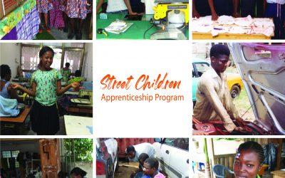 Togo Street Children Apprenticeship Program (SCAP)