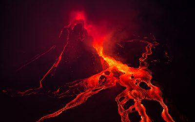 Volcanic devastation in Goma