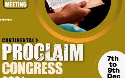 Proclaim Congress 2021